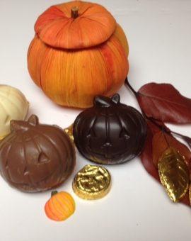 Halloween Chocolate